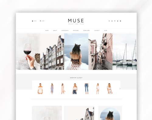 WordPress Theme for Lifestyle Blogs